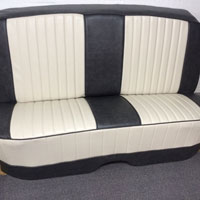 New Seat Upholstery